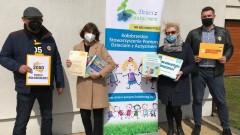 Wolontariusze pomogli hospicjum i dzieciom autystycznym