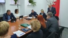 XVIII Sesja Rady Miejskiej w Płotach
