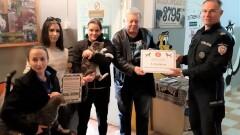 Zachodniopomorska KAS wspiera bezdomne zwierzęta