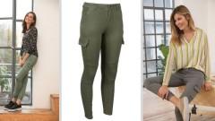 Zadziornie, słodko, wygodnie… cargo – spodnie o wielu obliczach