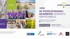 Zapraszamy na Forum Turystyczne - Gryfice, 15-16 listopada 2019 r.