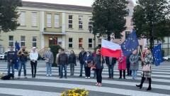 #ZostajęwUnii – Gryfice przyłączają się do protestu