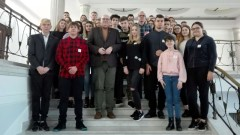 ZS Płoty: Uczniowie Naszej szkoły w Sejmie RP