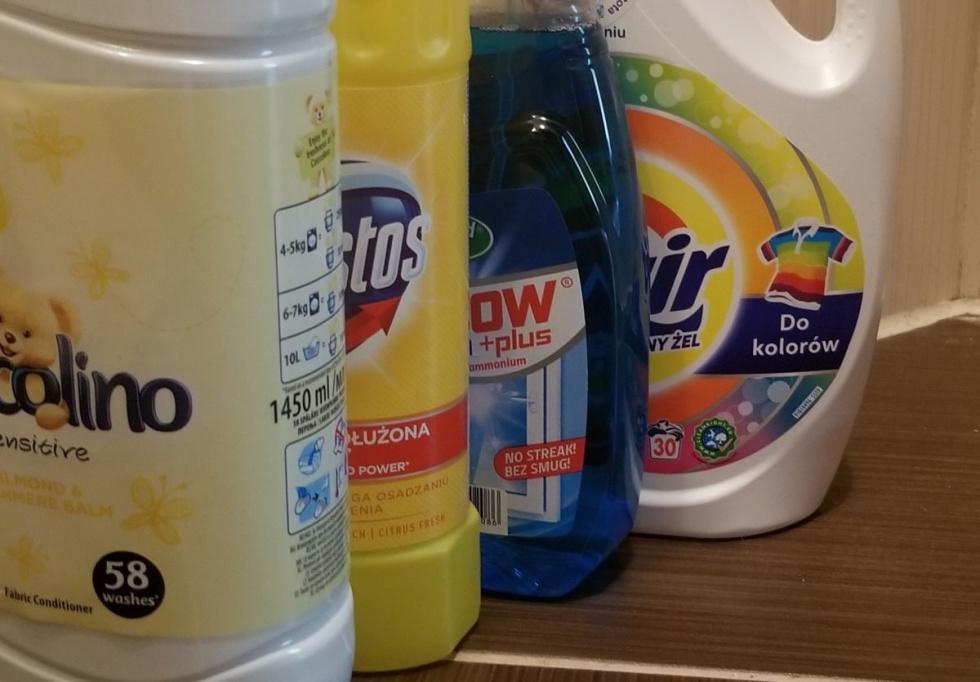 10 nieoczywistych zastosowań chemii, którą każdy ma w swoim domu