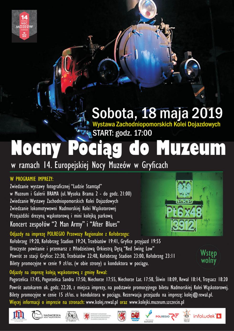 14. Europejska Noc Muzeów w Gryficach