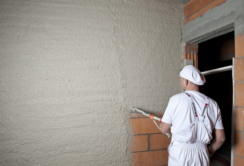 6 powodów, dla których warto stosować tynki cementowo-wapienne