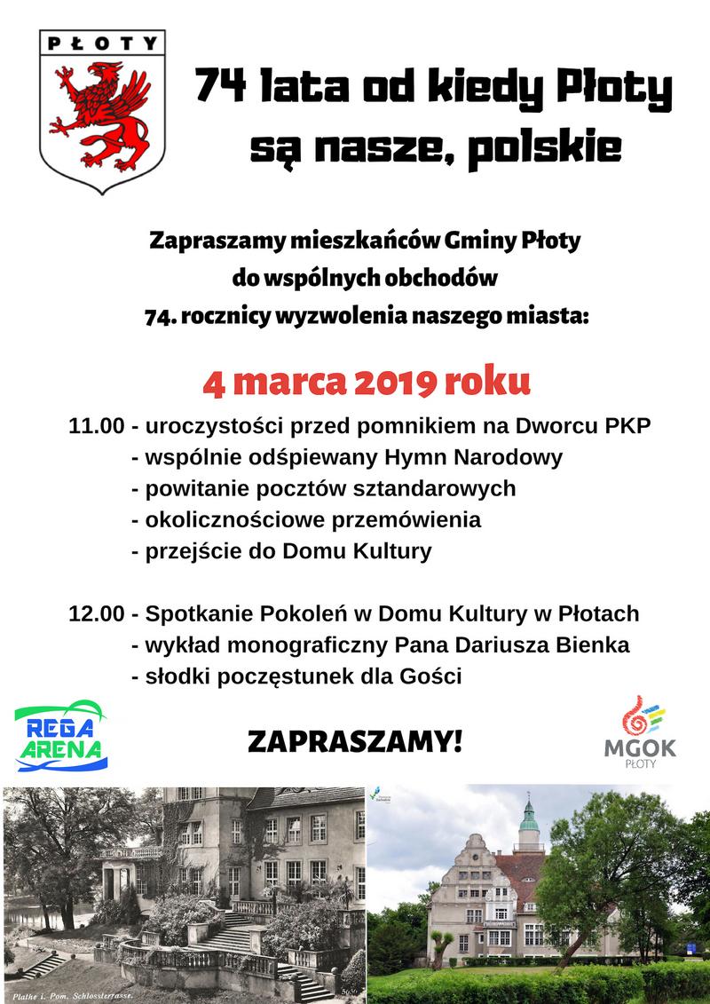 74. Rocznica polskich Płotów
