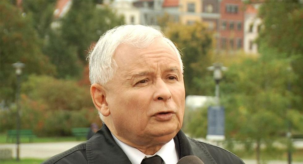 Banaś składa doniesienie do prokuratury na Kaczyńskiego
