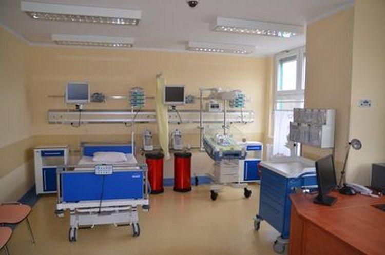 Baza łóżek dla pacjentów z COVID-19 powiększona
