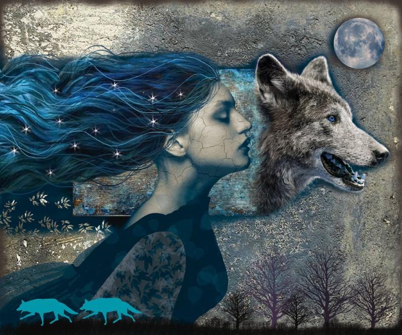 """""""Biegnąc z wilkami"""" – nowa wystawa w Zamku Książąt Pomorskich"""