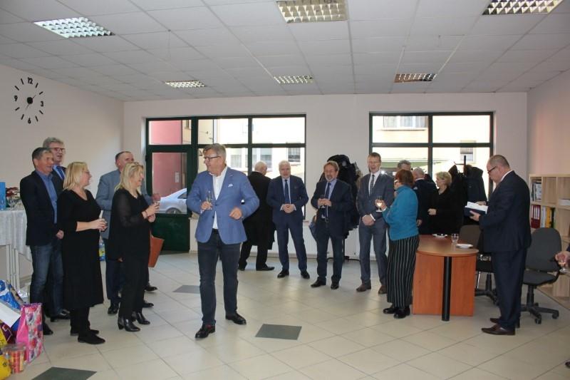 Biuro poselskie Artura Łąckiego w Gryficach