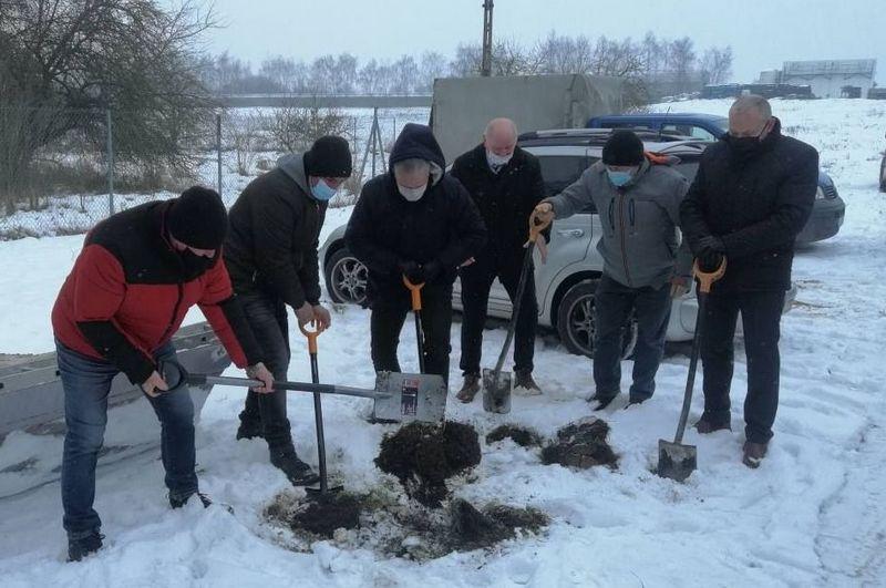 Budowa kanalizacji i oczyszczalni ścieków - rusza ważna dla Słajsina inwestycja
