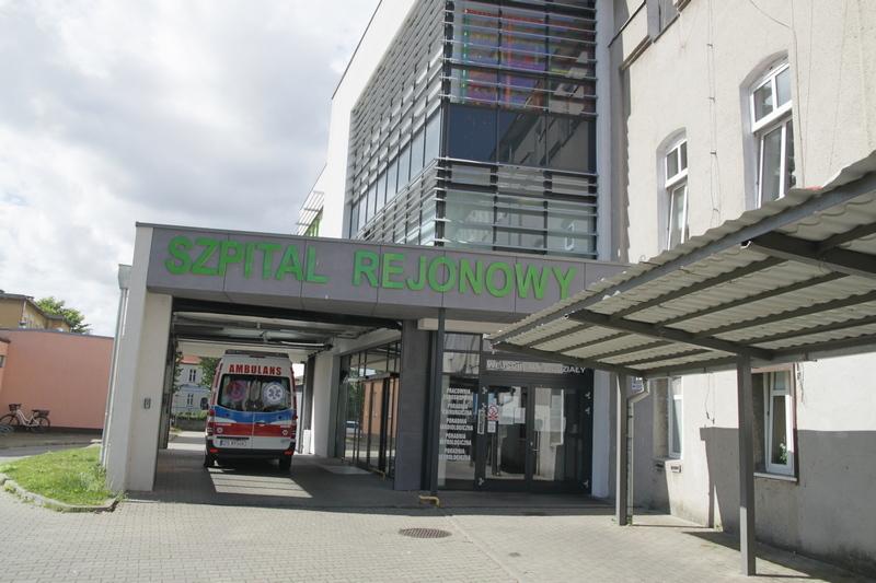 Burmistrz chce dokończyć modernizację szpitala