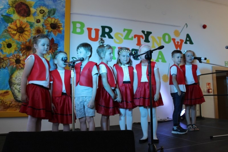 Bursztynowe śpiewanie