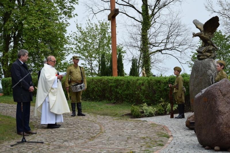 Cerkwica:  Pamięć i cześć bohaterom