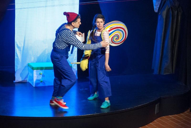 Ciekawy wrzesień w zamkowym Teatrze Piwnica Przy Krypcie: Ślimak, Misiaczek…