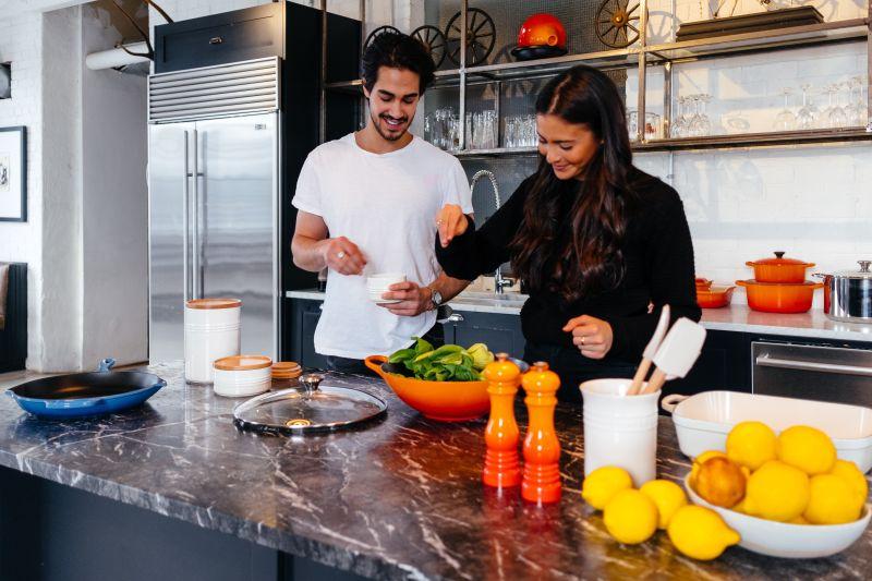 Czym jest ciąg technologiczny w kuchni?