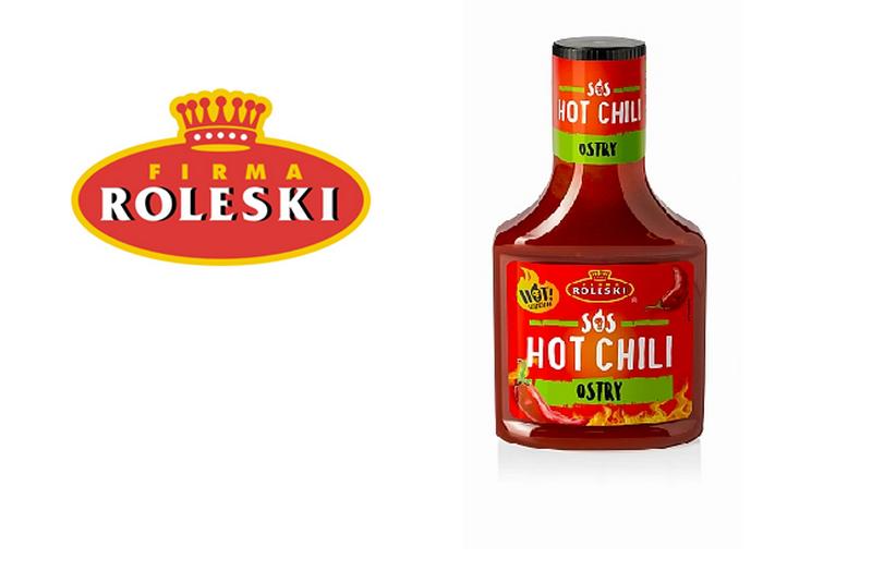Dodaj pikanterii daniom – sos Hot Chili od Roleski