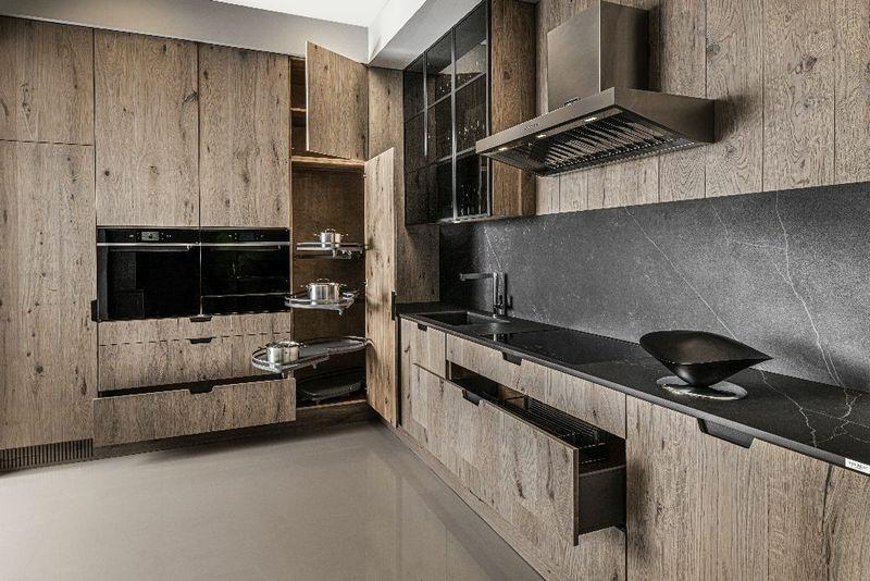 Drewno w kuchni – tak czy nie?