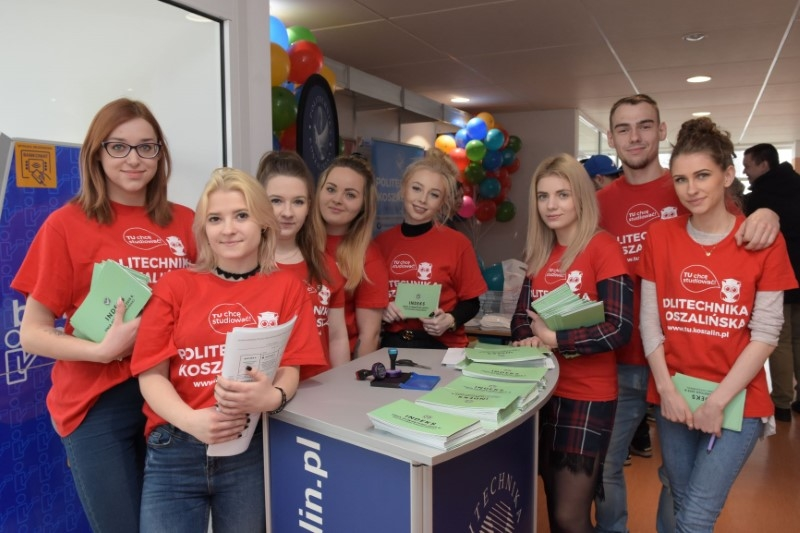 Dzień Otwarty na Politechnice Koszalińskiej