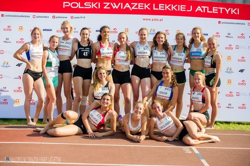 Edyta Bielska z czwartym medalem Mistrzostw Polski !!!
