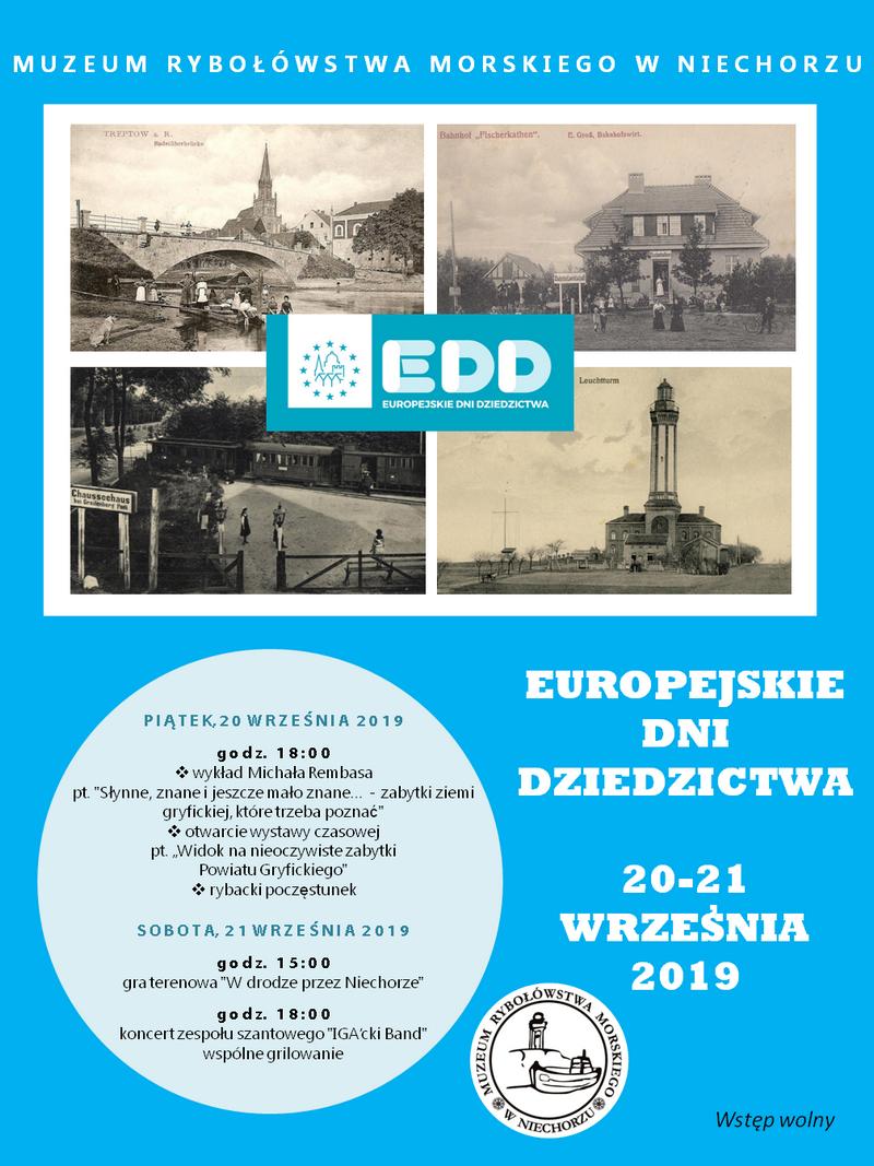 Europejskie Dni Dziedzictwa w Muzeum Rybołówstwa Morskiego w Niechorzu