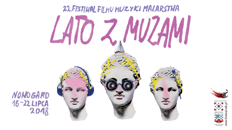 """Fantastyczny tydzień filmowy w Nowogardzie. Program """"Lata z Muzami"""" ogłoszony!"""