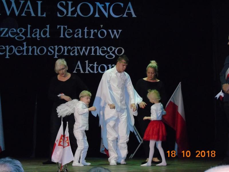 """""""Festiwal Słońca"""" na deskach Gryfickiego Domu Kultury"""