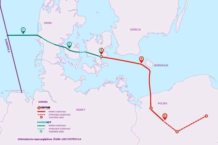 GAZ-SYSTEM porozumiał się z armatorami i organizacjami rybackimi w sprawie…
