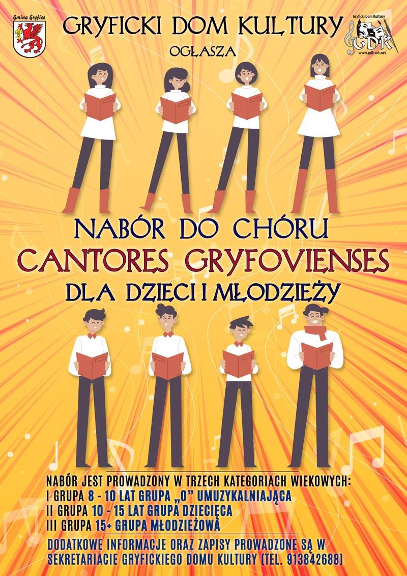 GDK ogłasza nabór do dziecięco-młodzieżowego chóru