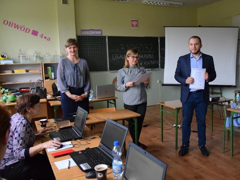 Gmina Karnice podnosi kompetencje cyfrowe