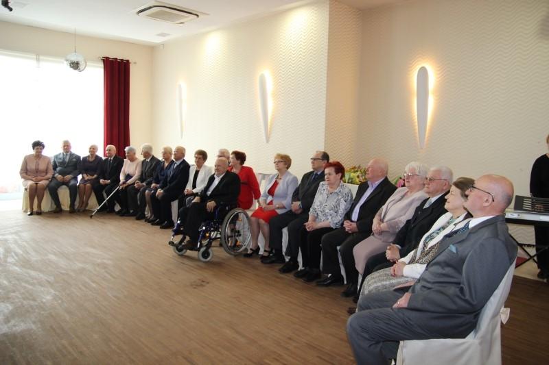 Gryfice – Brojce: 50 lat pożycia – medale od Prezydenta RP i gratulacje
