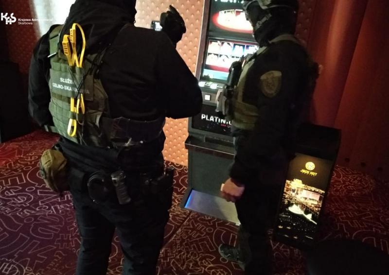 Gryfice: Kolejne nielegalne automaty wyeliminowane z rynku nielegalnych…