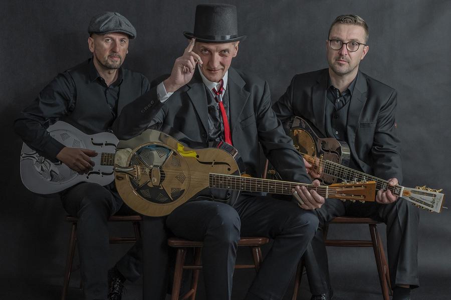 """Gryfickie Lato Muzyczne - 15.08.2021 - """"Marek McCarron Motyka Trio"""""""