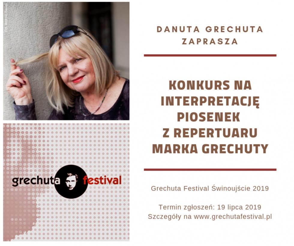 """""""Interpretacje Grechuta Festival Świnoujście 2019"""""""