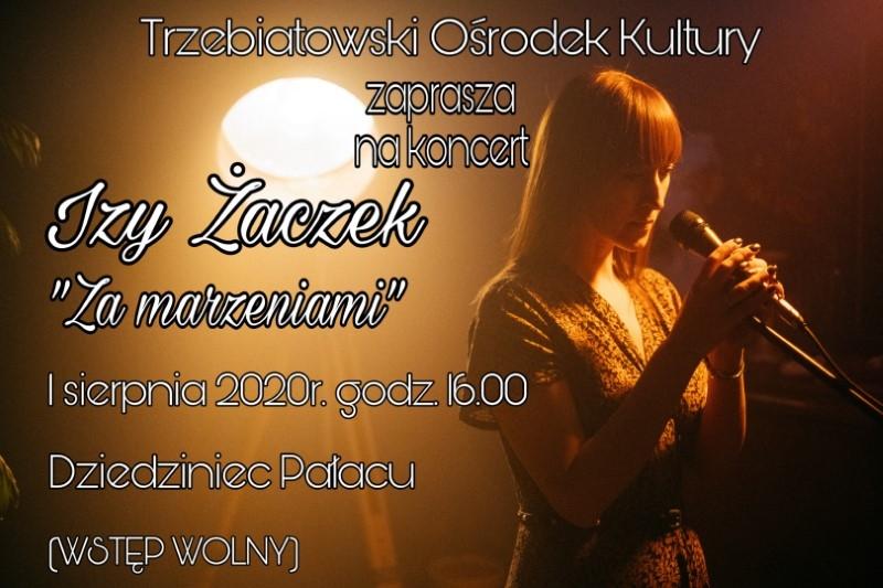 """Iza Żaczek – """"Za marzeniami"""""""