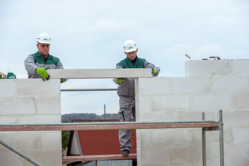 Jak poprawnie murować w Systemie Budowy H+H? Zasady budowy z betonu komórkowego…