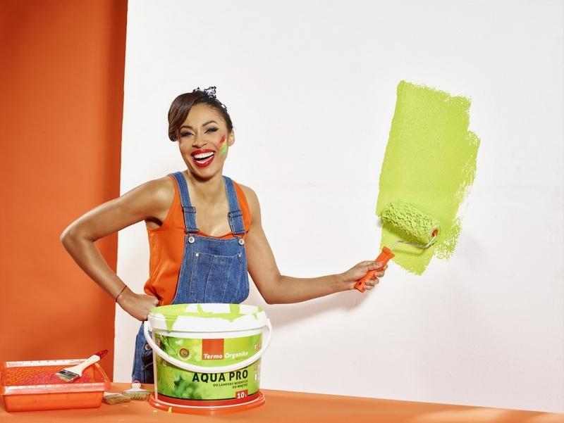 Kolorowy zawrót głowy - wysokiej jakości farby dla Twojego domu Inspirująca paleta barw od Termo Organiki