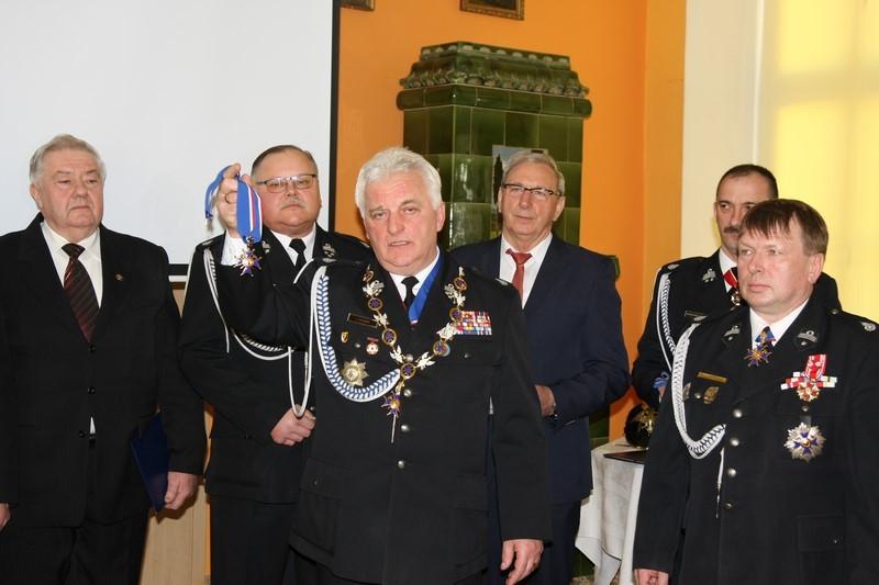 """Komandoria Północna odznaki św. Floriana """"Mazowia"""""""