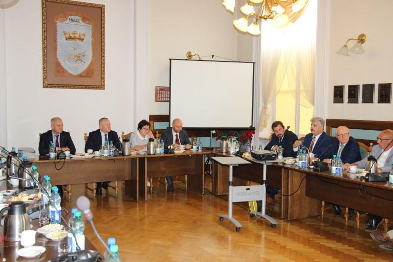 Konferencja w sprawie drogi ekspresowej S10 odbyła się w Wałczu