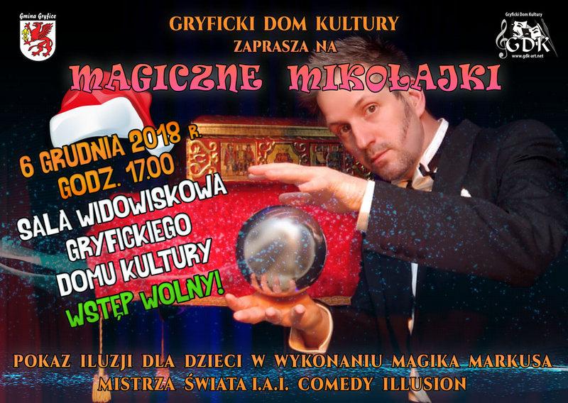 Magiczne Mikołajki w GDK
