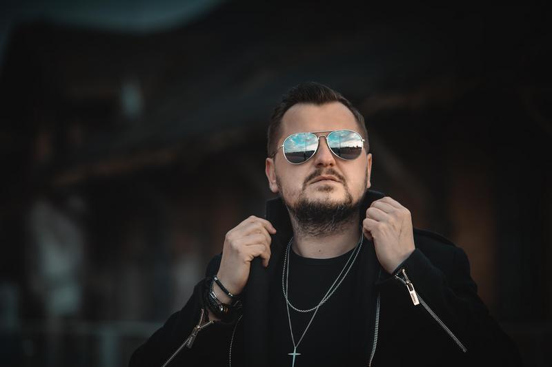 """Marcin Simiński - """"Moja tajna misja"""""""