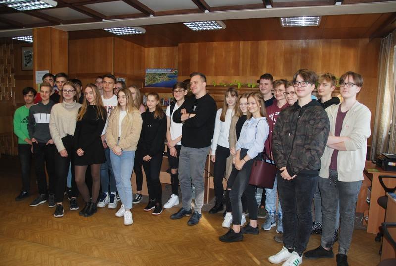 MBP Nowogard: Spotkanie z Łukaszem Orbitowskim