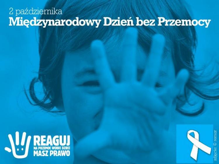 Międzynarodowy dzień bez przemocy w województwie zachodniopomorskim