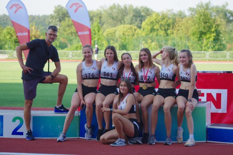 MOKASYN: Cztery medale Mistrzostw Województwa Młodzików