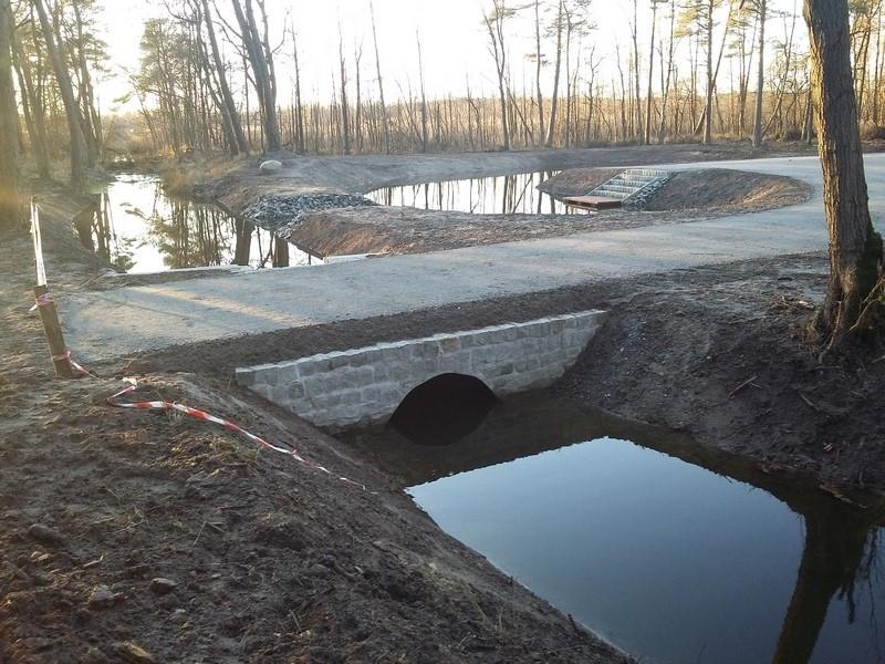 Nadleśnictwo Gryfice: Woda dla lasu i ochrona ppoż