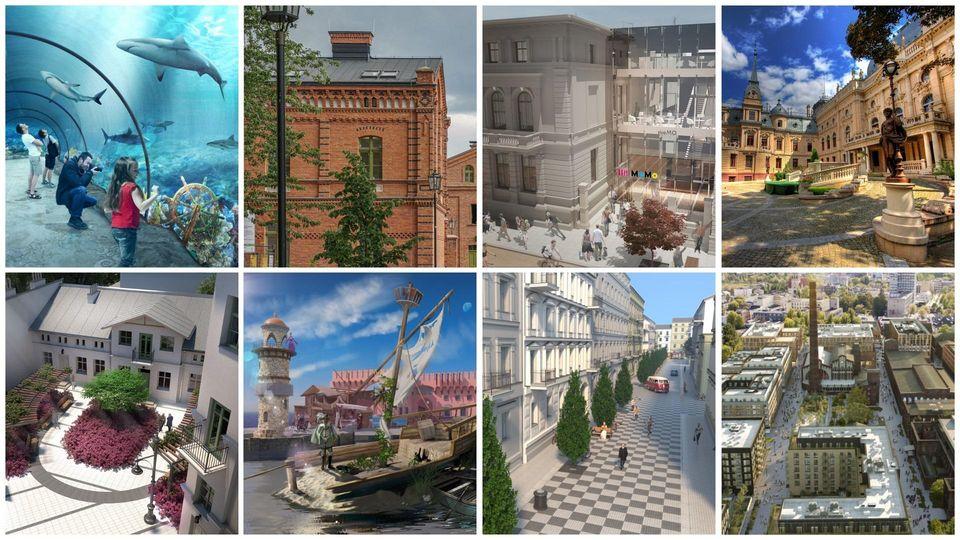 Nowe atrakcje turystyczne w Łodzi - co otworzy się w 2021 roku?
