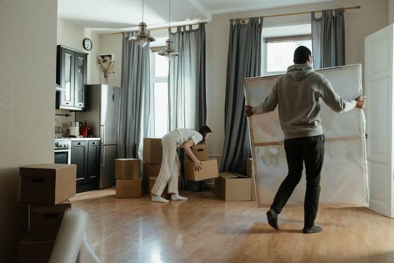 Nowe meble, farby, mop parowy do mieszkania – przygotuj się do przeprowadzki!