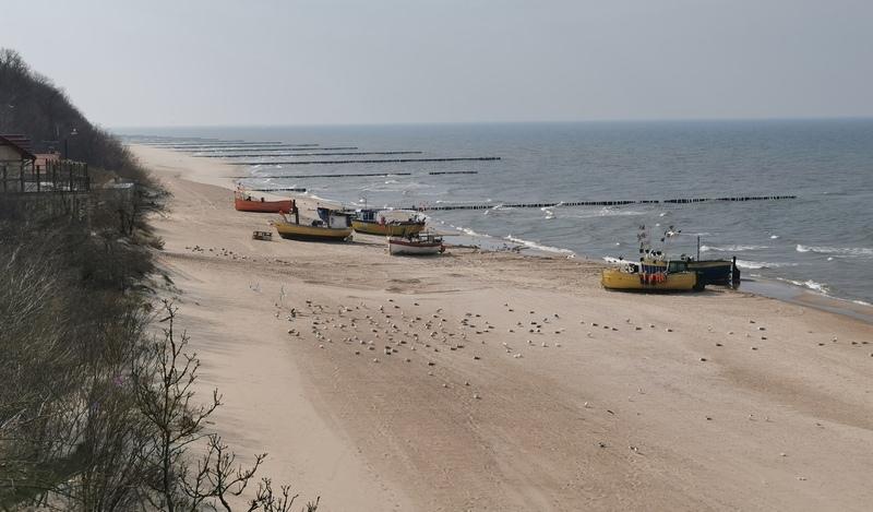 Nowe wytyczne w sprawie nadmorskich plaż