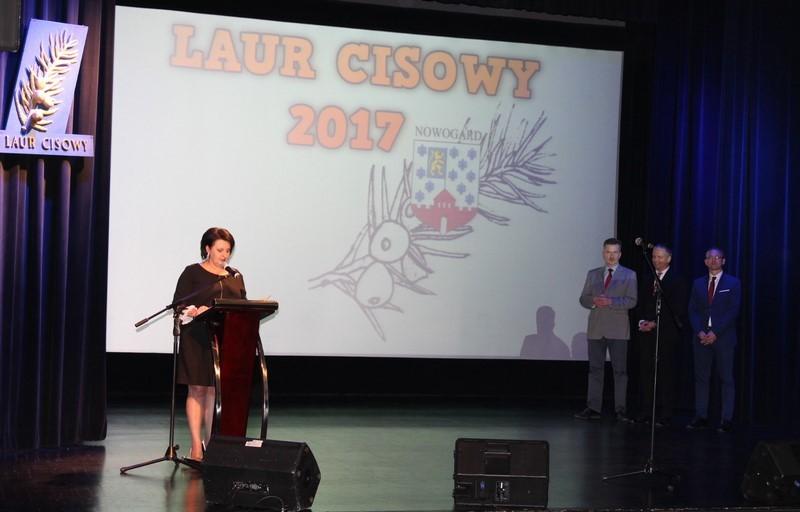 Nowogard: Laury Cisowe za rok 2017 zostały rozdane